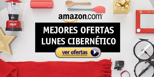 mejores ofertas lunes cibernetico amazon que comprar cyber monday