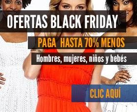 mejores tiendas de ropa viernes negro black friday