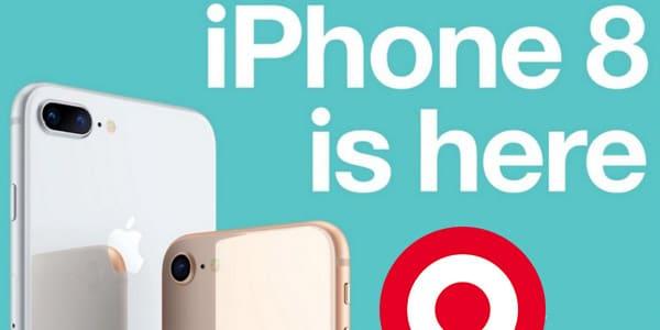 ofertas apple 8 viernes negro target