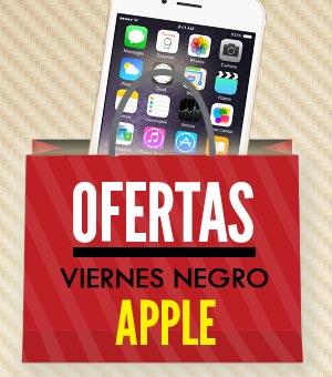 ofertas apple viernes negro black friday