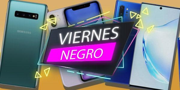 ofertas celulares viernes negro black friday