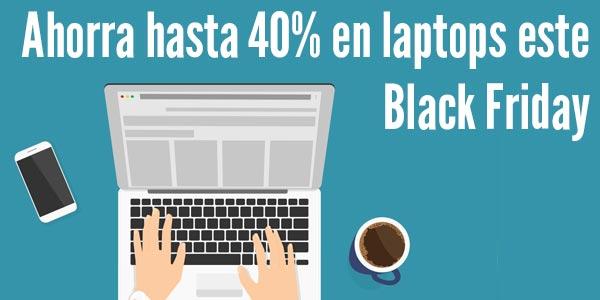 ofertas laptop black friday viernes negro