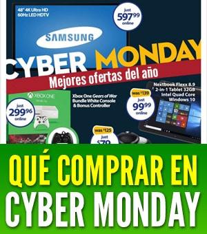 que comprar el lunes cibernetico cyber lunes