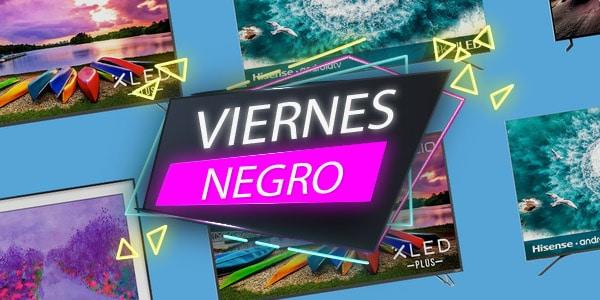 televisores viernes negro black friday