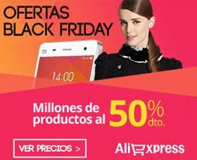 tiendas viernes negro aliexpress ofertas black friday