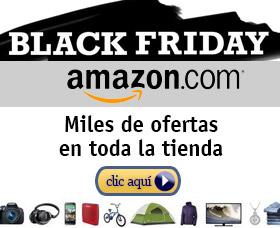 tiendas viernes negro amazon black friday