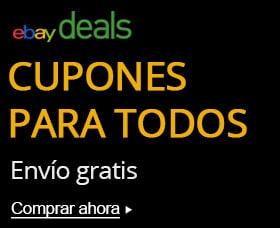 tiendas viernes negro ebay ofertas cupones