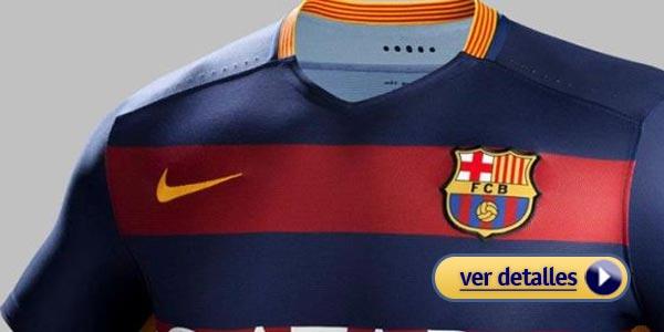 Mejores regalos de navidad para hombres 2015: Camiseta del Barcelona fc
