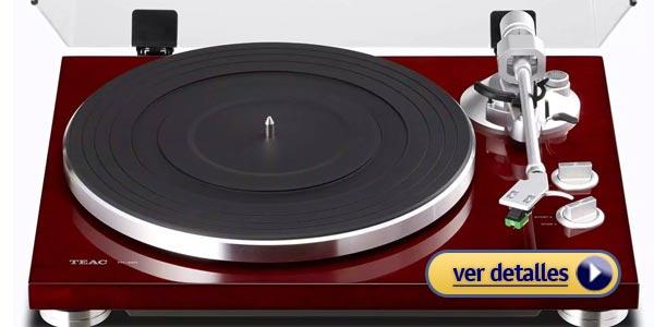 Mejores regalos de navidad para hombres 2015 Tocadiscos de discos de vinilo