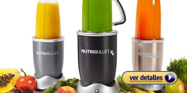 Mejores regalos de navidad para tu novia: NutriBullet Rx