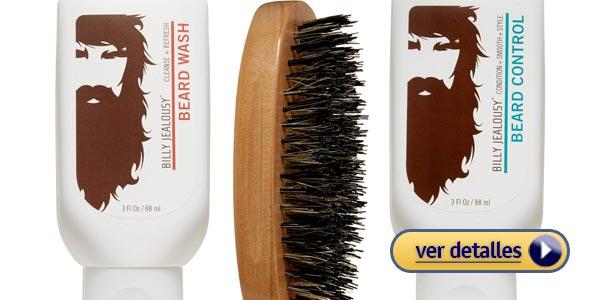 Regalos de navidad baratos para un novio: Kit para el cuidado de la barba