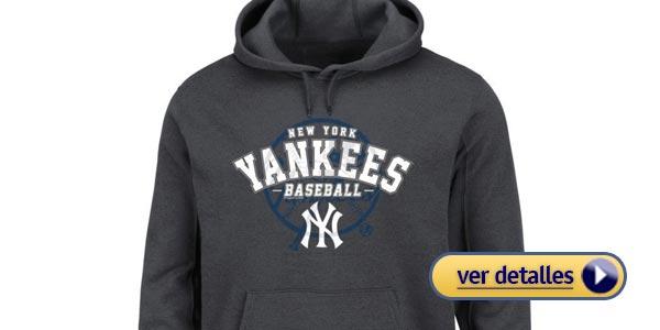 Regalos de navidad para hombres: Suéter New York Yankees