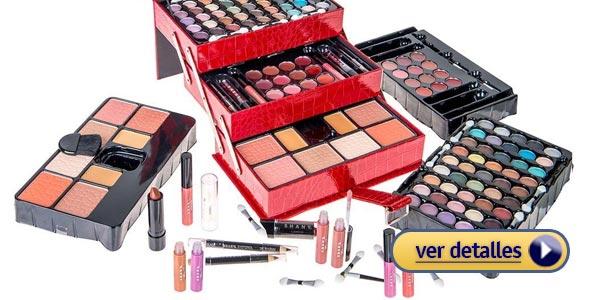 Regalos de navidad para mujeres: Juego de maquillaje