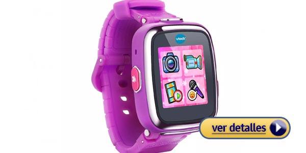 Regalos de navidad para niñas: Reloj inteligente Kidizoom DX de VTech