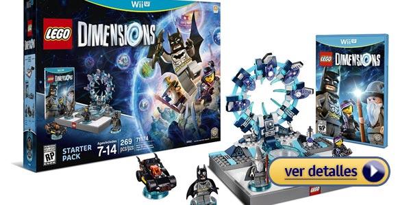 Regalos de navidad para niñas: Videojuego Dimensions de LEGO