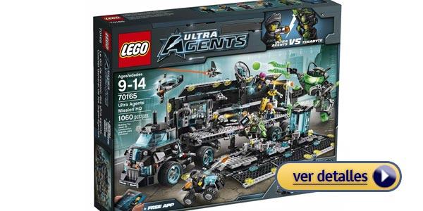 Regalos de navidad para niños: Base Misión de LEGO
