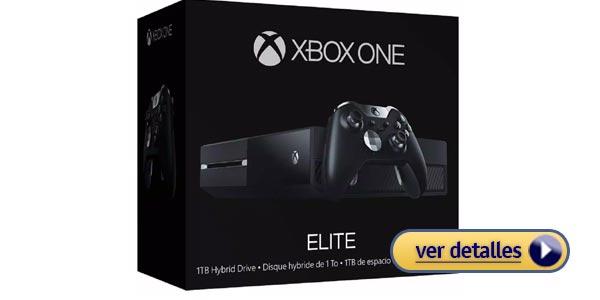 Regalos de navidad para niños: Consola Xbox One