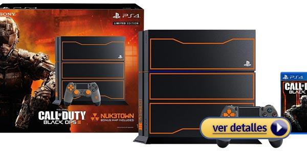 Regalos de navidad para papá: Consola PlayStation 4