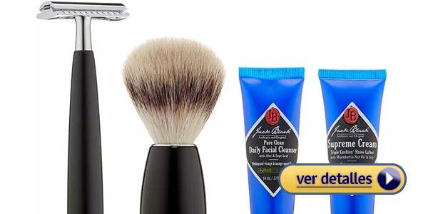 Regalos de navidad para papá: Set de lujo para afeitarse