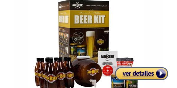 Regalos de navidad para papá creativos: Kit para destilar cervezas