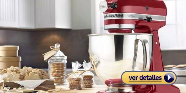Regalos de navidad para toda la familia: Batidora Kitchen Aid
