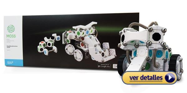 Regalos de navidad para toda la familia: Kit de robótica modular