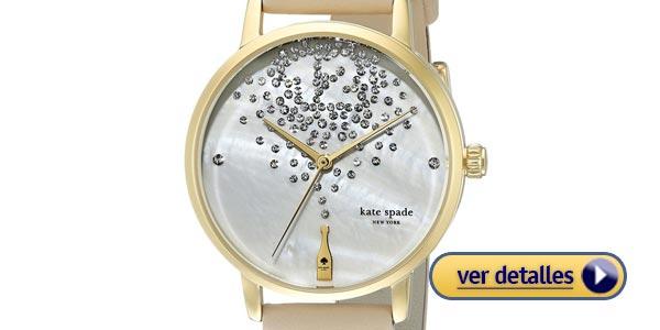 Regalos de navidad para tu novia: Reloj Kate Spade
