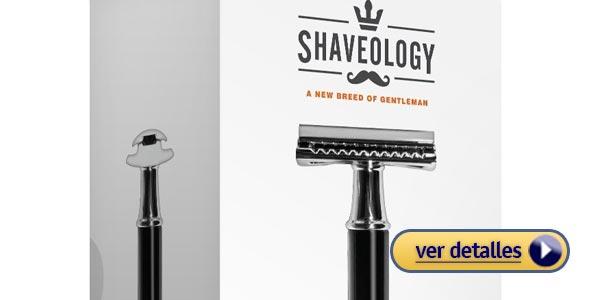 Regalos de navidad para tu novio: Navajas segura para afeitarse