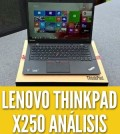 Lenovo ThinkPad X250 analisis review español