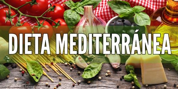 Mejor dieta del 2016: Dieta mediterránea
