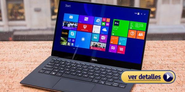 Mejor laptop 2016: Dell XPS 13