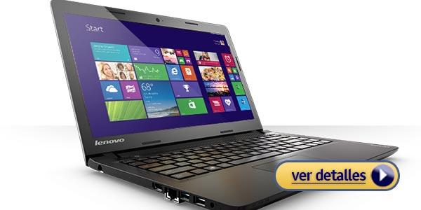 Mejor laptop barata 2016: Lenovo Ideapad 100S