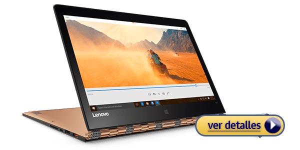 Mejor laptop para estudiantes 2016: Lenovo Yoga 900