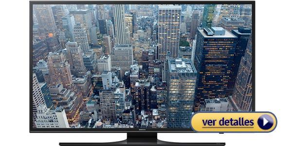 Mejor televisor 4K barato: Samsung Serie 6 UN50JU6500F
