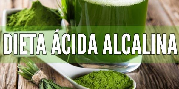 Mejores dietas 2016: Dieta ácida alcalina