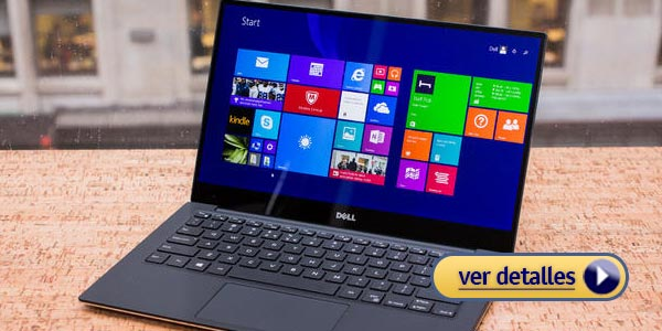 Mejores laptops para la oficina y negocios: Dell XPS 13