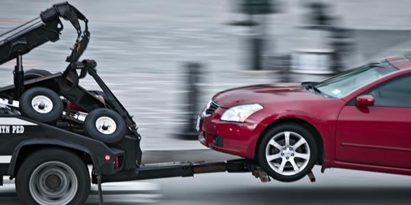 Multas por conducir con la licencia suspendida