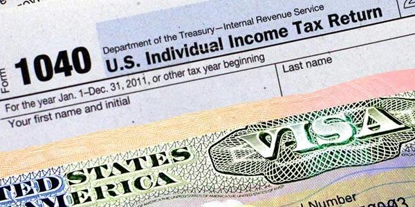 ¿Quién debe pagar taxes en Estados Unidos? Visas de turista o no inmigrante