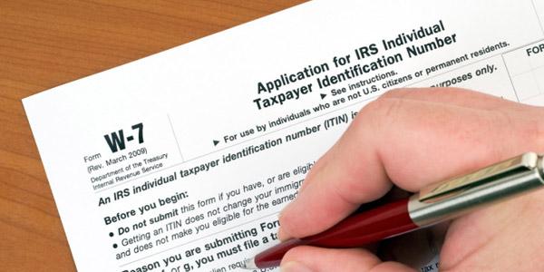 Taxes siendo indocumentado: ¿Cómo solicitar un ITIN?