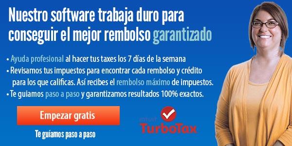 hacer los taxes yo mismo turbotax
