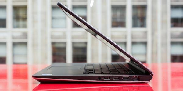 Dell Inspiron 15 5000: Batería y el calor
