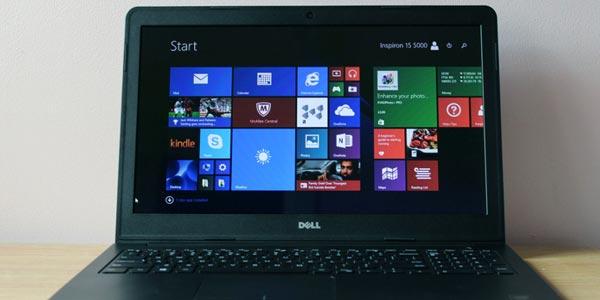 Dell Inspiron 15 5000 análisis: Pantalla y audio