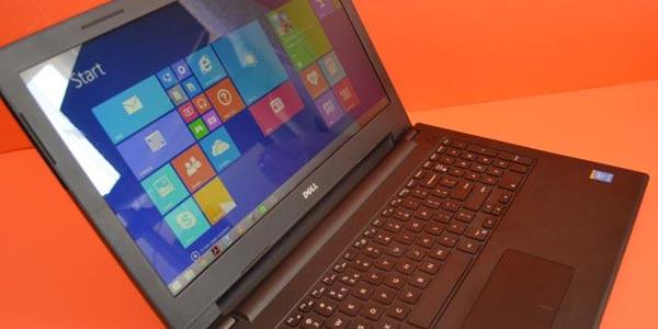 Dell Inspiron 15 5000 análisis: Software