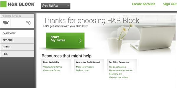 ¿Vale la pena usar H&R Block para los taxes?