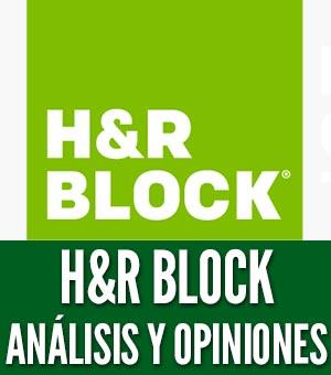 h&r block analisis review español