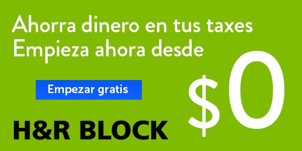 hr block hacer taxes gratis