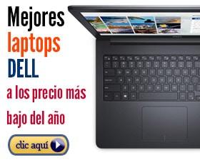 mejores laptops dell precio ofertas