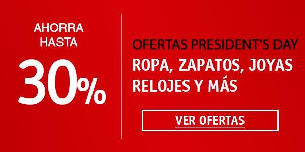 ofertas presidents day amazon cupones descuento