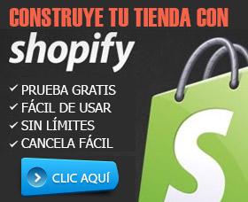 que es shopify tienda online