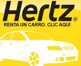 Daños cubiertos por la agencia Hertz